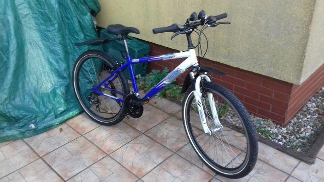 Sprzedam rower aluminowy firmy raleigh tanio