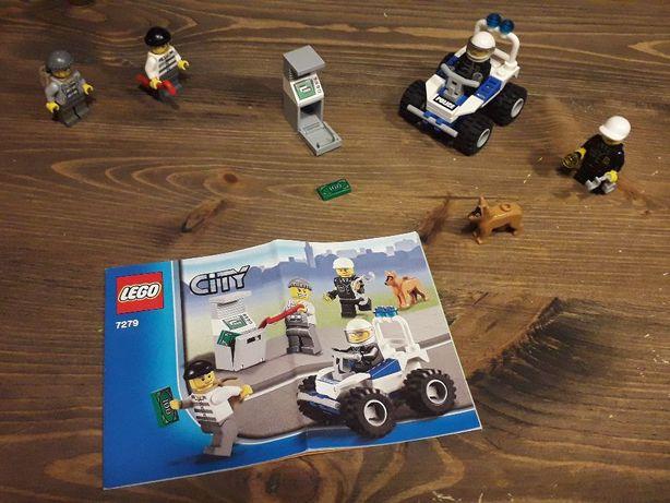 ЛЕГО 7279 Полицейский набор LEGO Police