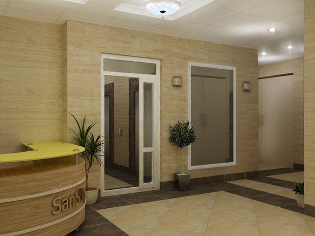 1-комнатная квартира 48 м в элитном доме на Бочарова