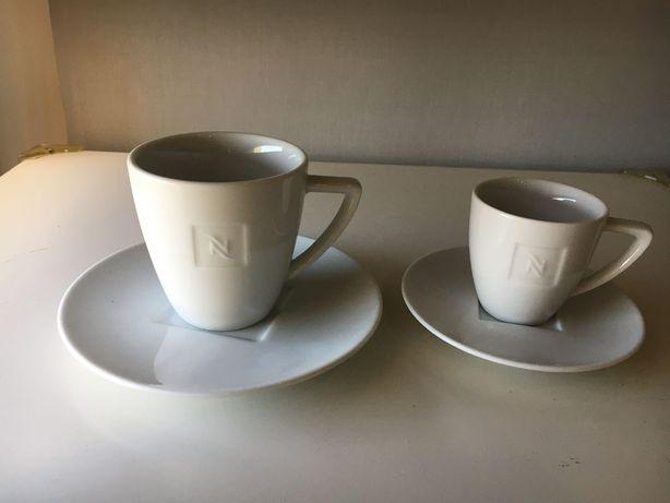 Chávenas Nespresso