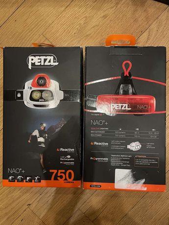 Фонарь налобный PETZL 750лм