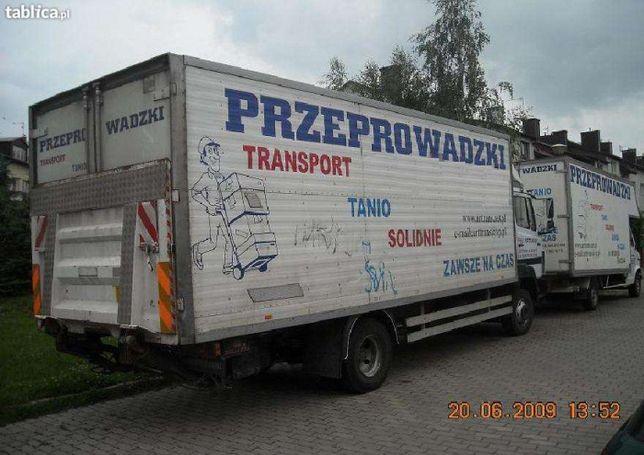 ARTRANS Transport Przeprowadzki-Tanio i solidnie