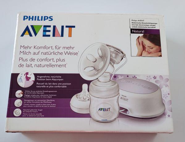 Laktator elektryczny Philips Avent + gratis