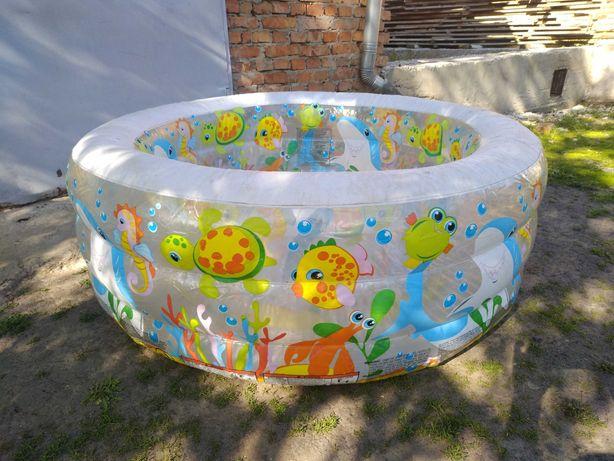 Бассейн дитячий надувний