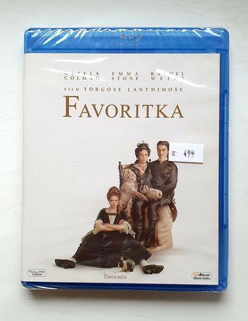 Faworyta blu-ray / polski lektor / folia / The Favourite