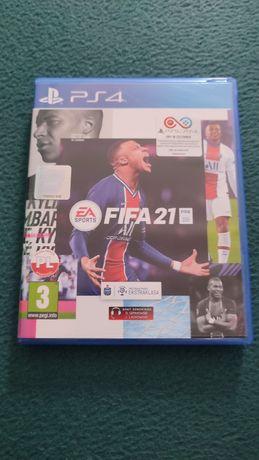 Używana gra FIFA 21 PS4