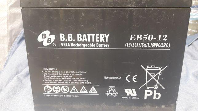 Акомуляторная батарея для лодочных моторов.