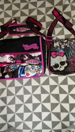 Torba Monster High