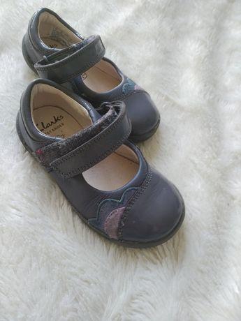 Skórzane sandałki sandały buty buciki GRATIS
