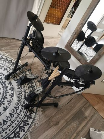 Perkusja elektroniczna jak nowa