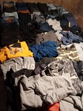 Odzież do dalszej odsprzedaży