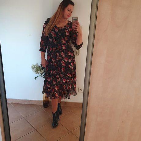 Sukienka h&m długa