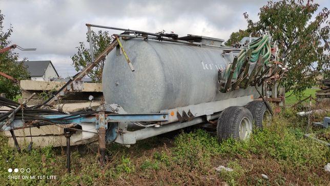 Beczka zalewowa 6 tysięcy litrów