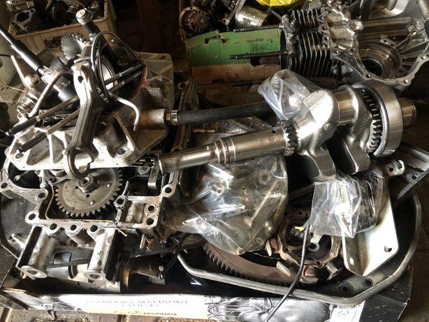 Silnik Hatz 1B40 Diesel Wtrysk korbowód wał wszystkie części