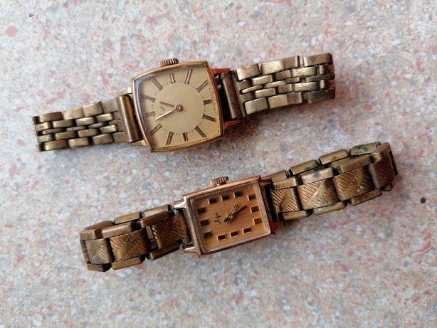 Stare zegarki Łucz Nakręcane