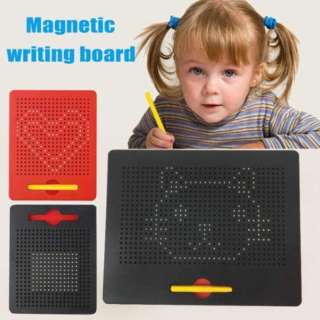 Магнитный планшет для рисования 380 шариков MagPad.