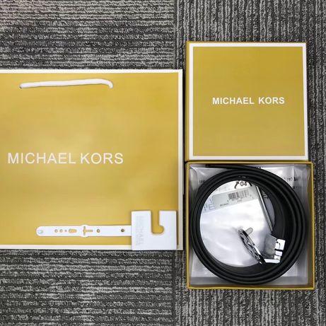 Женский ремень в подарочном наборе Michael Kors  ремінь жіночій ,пасок