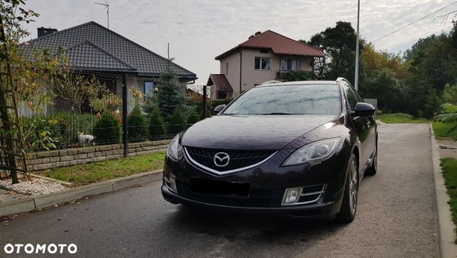 Mazda 6 Mazda 6 2.0 Benzyna + Lpg