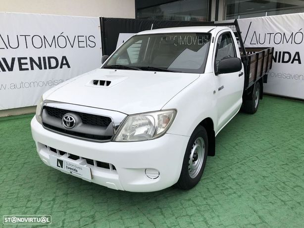 Toyota Hilux Cabine Simples 4x2