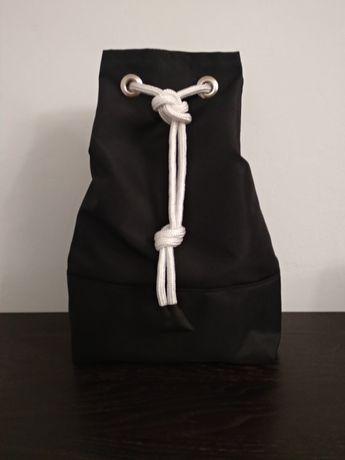 Worek worko-plecak plecak plecaczek tobołek wakacyjny. Rozm. L