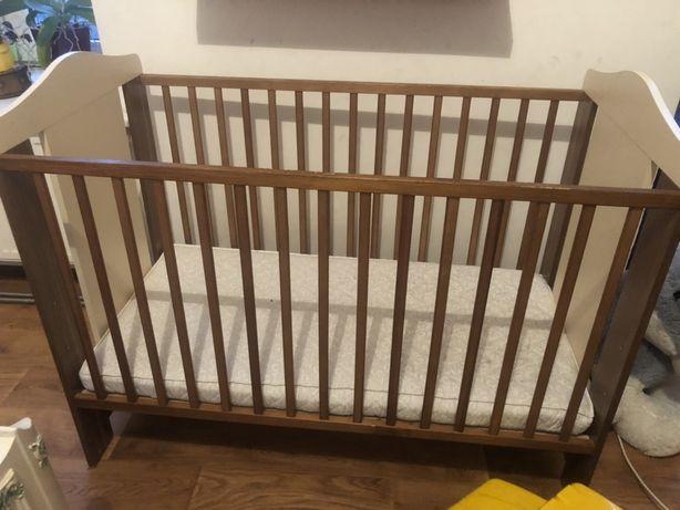 Łóżeczko dziecięce Drewex