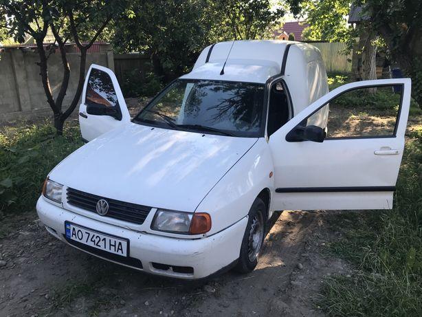 Volkswagen Caddy 1.4MPI 2001р.
