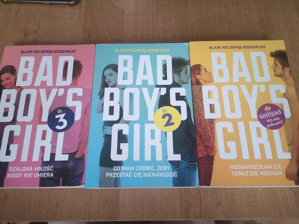 Bad boy's girl Blair Holden 4 tomy