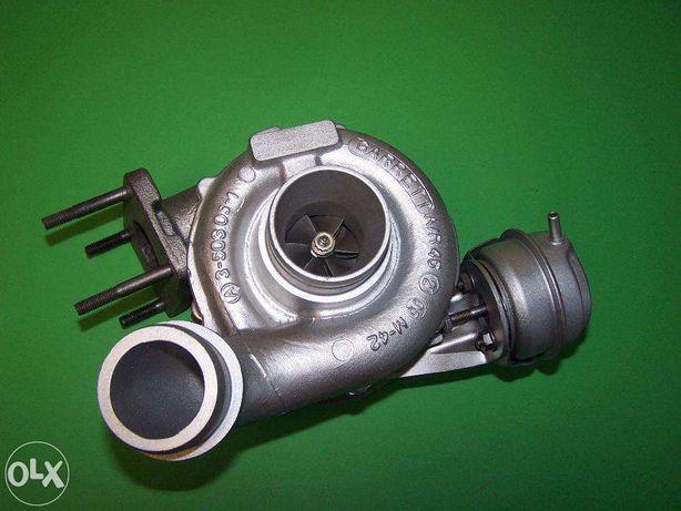 Turbosprężarka Volkswagen LT 2,5 TDI