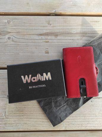 Carteira RFID wallim