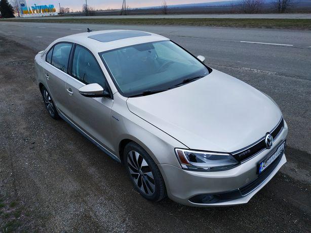 ГИБРИД Volkswagen Jetta!