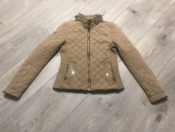 Jesienna musztardowa Zara S