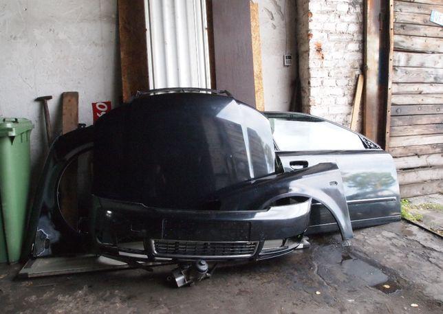Audi a4 b6 drzwi tyl, zderzak tyl