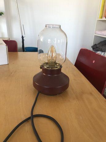 Luminaria para mesa de cabeceira