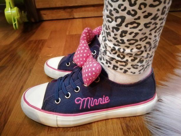 Trampki Myszka Minnie 32 dziewczynka