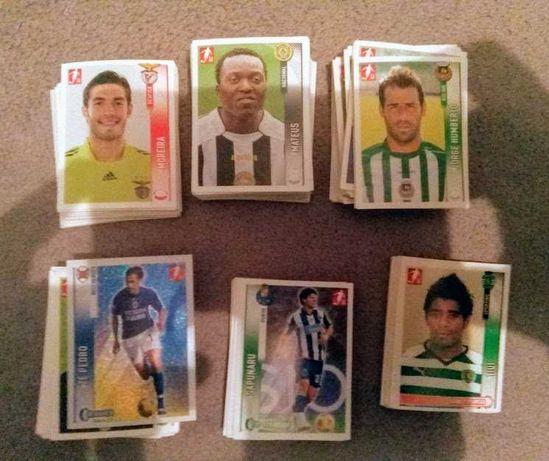 Cromos Caderneta Futebol 2008/2009