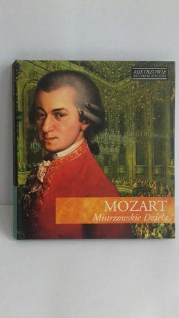 Mozart | Płyta CD z utworami Mozarta