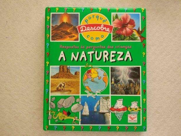 "Livro ""A Natureza"""