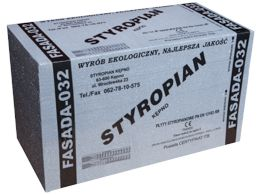 Styropian grafitowy 10cm komplet materiałów łącznie z tynkiem na 100m2