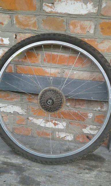 Колесо велоспорт