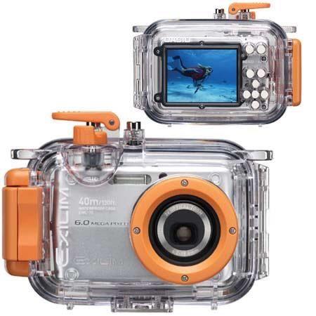 Case podwodny wodoodporny obudowa na aparat Casio EWC-70