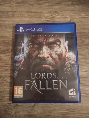 Gra PlayStation 4 Lords of the Fallen Limited Edition PS4