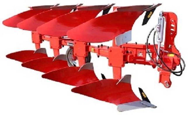 Pług Obrotowy REVO Awemak Akpil 3 4 korpusy dostawa