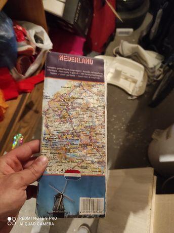 Mapa holandi okazja