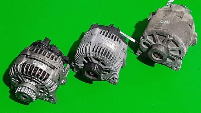 Генератор генераторы Volkswagen Touareg / Audi Q7 Ауди Ку7 / Cayenne