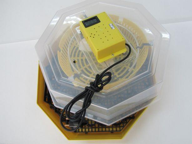 Inkubator CLEO 5 lęgowy, klujnik wylęgarka z wyświetlaczem, tacą