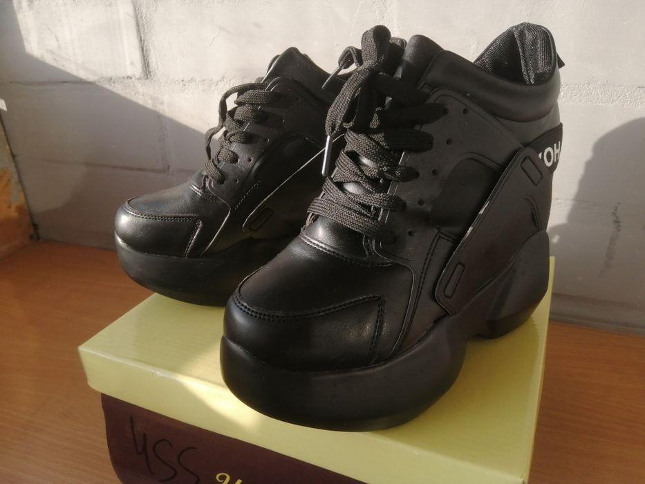 Новые Ботильены ботинки крутые Каменское - изображение 1
