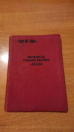 WFM OSA M50 148CM3 Instrukcja obsługi + uzupelnienie
