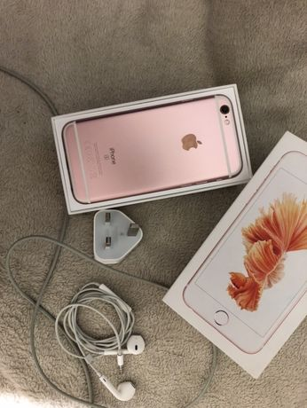 iPhone 6S 16 Gb Neverlock Rose Gold