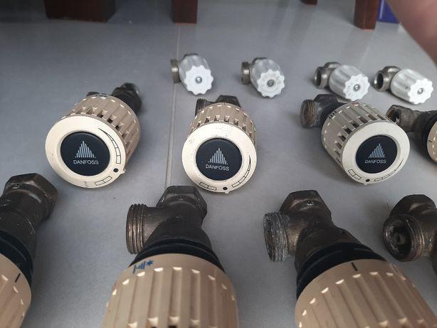 Zawory termostatyczne Valvex