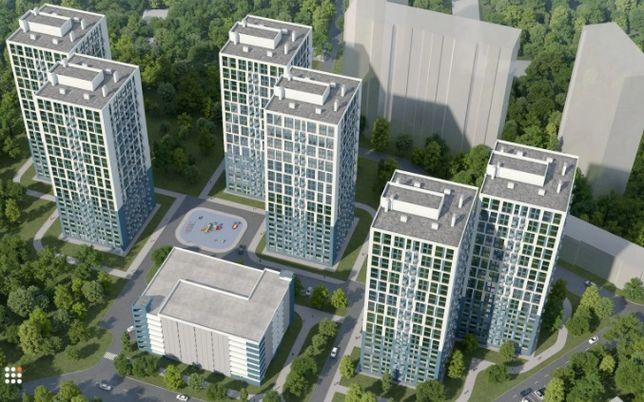 1 ком квартира 47 кв.м. Новый ЖК в Приморском районе